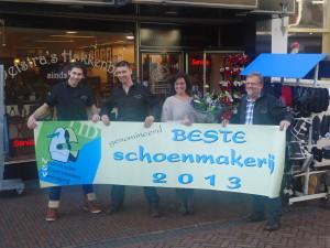Beste Schoenmakerij van Nederland 2013